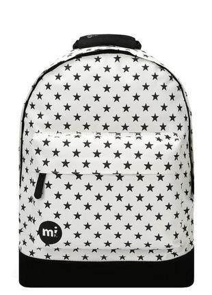 Рюкзак унисекс английского бренда mi-pac classic monochrome 74...
