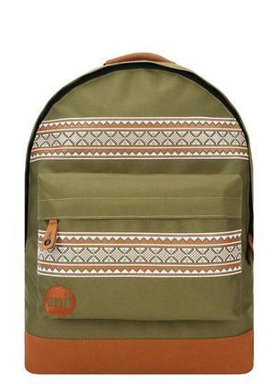 Рюкзак унисекс английского бренда mi-pac nordic khaki 740101 a05