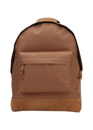 Рюкзак унисекс английского бренда mi-pac classic mocha 740001 a13