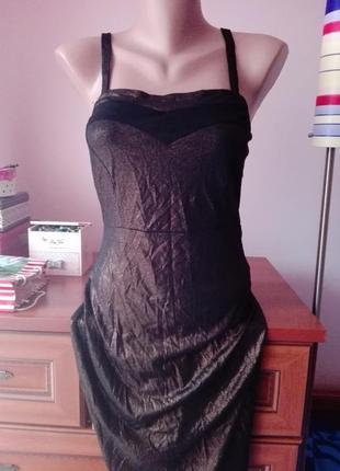 Супер коктейльное платье от even & odd