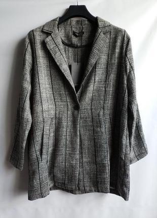 Распродажа!  женский лёгкий пиджак жакет французского бренда s...