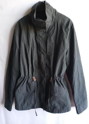 Женская деми-куртка ветровка датского бренда only, m-l