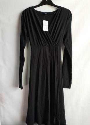 Женское платье вискоза с завышенной талией французского бренда...