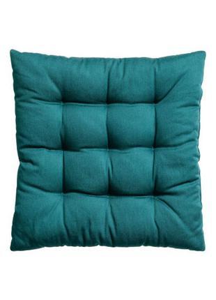 Однотонная подушка для сидения шведского бренда h&m оригинал