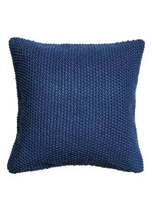 Декоративная наволочка на подушку 50 на 50 шерсть шведского бр...