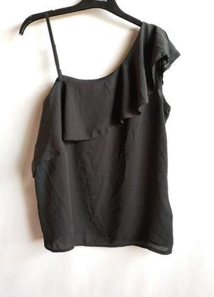 Лёгкая женская блуза французского бренда kiabi, m, сток европа