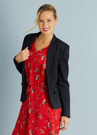 Женский пиджак жакет французского бренда kiabi, s, оригинал