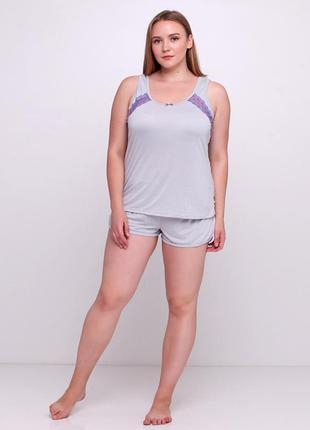 Женская пижама вискоза американского бренда avon, xxl-3xl, ори...