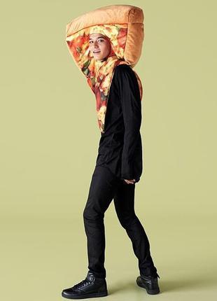 Костюм пиццы пицца шведского бренда divided by h&m, l-xl