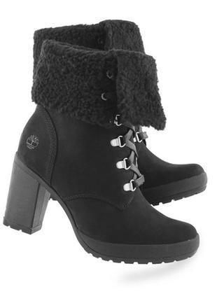Женские ботинки американского бренда timberland camdale teddy ...