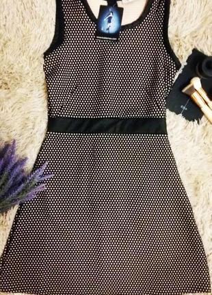 Ультрамодное платье в сетку от kukla mou новое с этикеткой