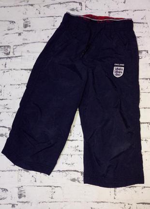 Спортивные фирменные модные штаны.england