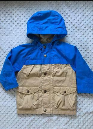 Курточка gap, куртка, ветровка, курточка на 2-3 года