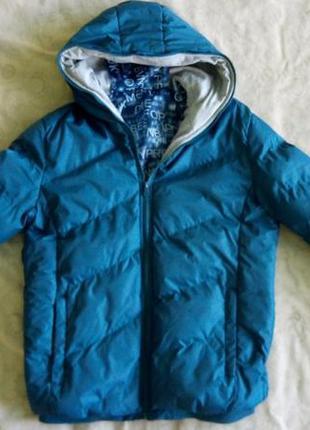 Зимняя куртка мужская м