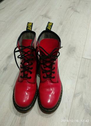 ботинки dr.Martens модель 1460