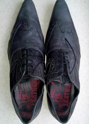 Стильные мужские туфли Next