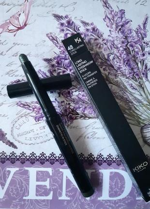 Long lasting stick eyeshadow стойкие тени-карандаш в стике #48!