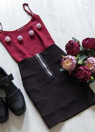 #юбка new look#бандажная юбка#крутая юбка#базовая юбка#