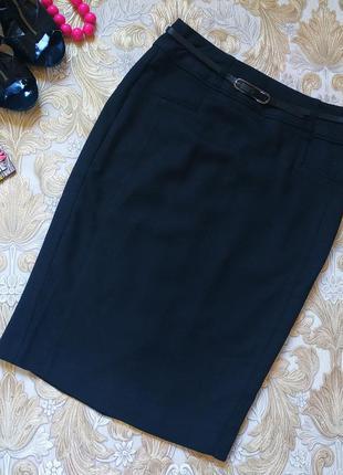 Стильная юбка-карандаш. на бирке- 8 р-р(42)