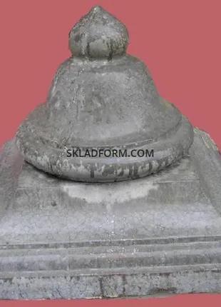 Форма для крышек столба Проскуров 1