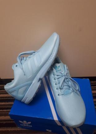 Кроссовки adidas zx flux m9.5 -43.5