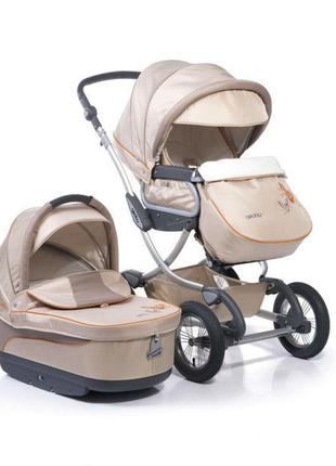 Детская коляска GEOBY 2 1 BABY