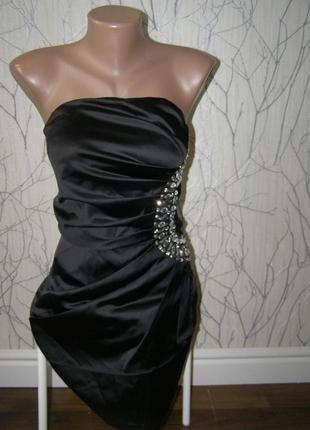Маленькое черное платье s-размер