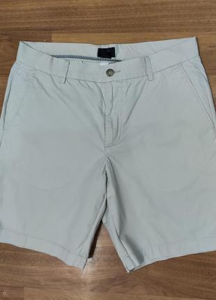 H&m светло-серые шорты чинос