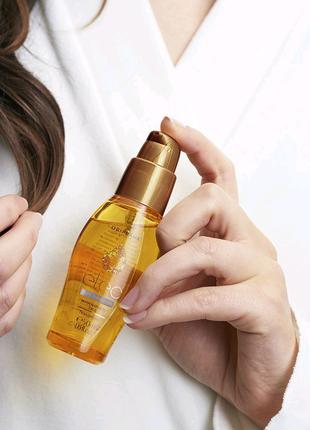 Живильне масло для кінчиків волосся