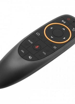Универсальный ИК пульт G10S аэро-мышь Mouse гироскоп и голосовое