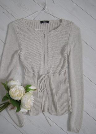 Philippe adec кардиган hand knit s-размер