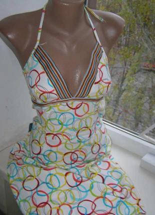 Moschino платье s-m-размер. оригинал