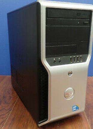 Dell Precision T1500 Intel Core i7-870 @ 2.93GHz 8GB 1TB
