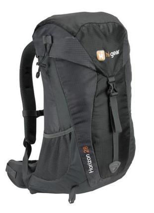Рюкзак hi gear horizon 28 grey ( велолюкзак , рюкзак для бігу )