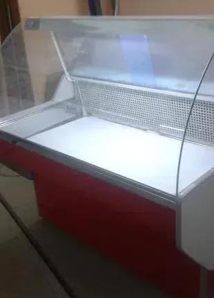 Холодильная витрина Garda(гнутое стекло)