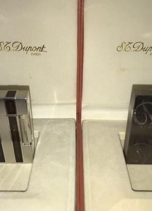 Зажигалки Dupont