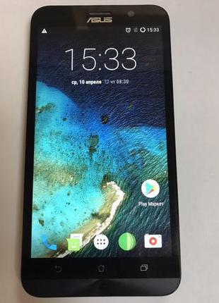 Мобильный телефон Asus zenfone 2 4/32GB (ZE551ML) Black