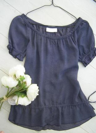 Bruuns bazaar блуза 100% вискоза 36-размер