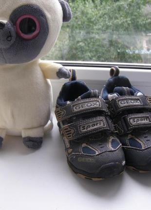 Geox дышащие кроссовки 26-размер стелька 16 см. оригинал