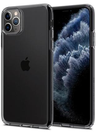 Чехол Spigen Liquid Crystal для iPhone 11 Pro Max  Space Crystal