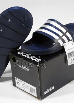 Шльопанці adidas duramo шлепки тапки тапочки сланцы шлепанцы