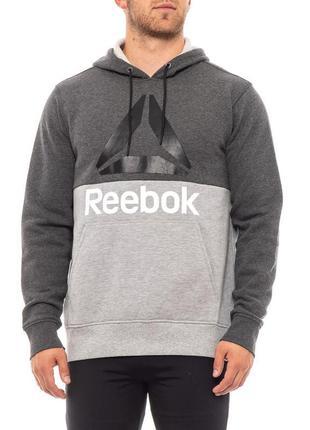 Худи толстовка свитшот пуловер reebok оригинал из сша