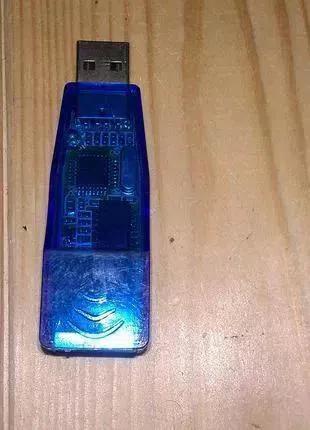 USB сетевая карта  10-100Mbit