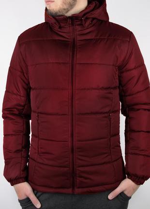 Зимняя куртка парка мужская