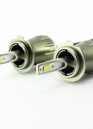 LED лампи авто S7 НB3, H11, H7 авто лампи автосвітло автолампы