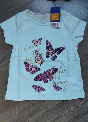 Комплект футболка и шорты  lupilu