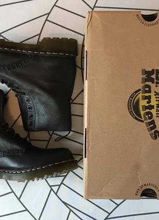 Dr. martens 1460 pascal, ботинки женские, us9, eu41