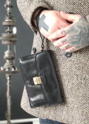 Katana. маленькая мужская сумочка.