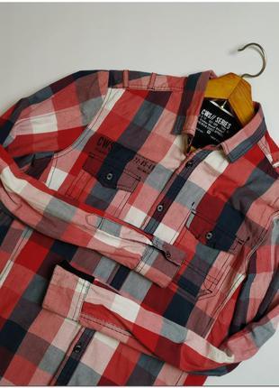 Мужская рубашка cedar wood state
