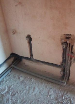 Монтаж канализации или замена